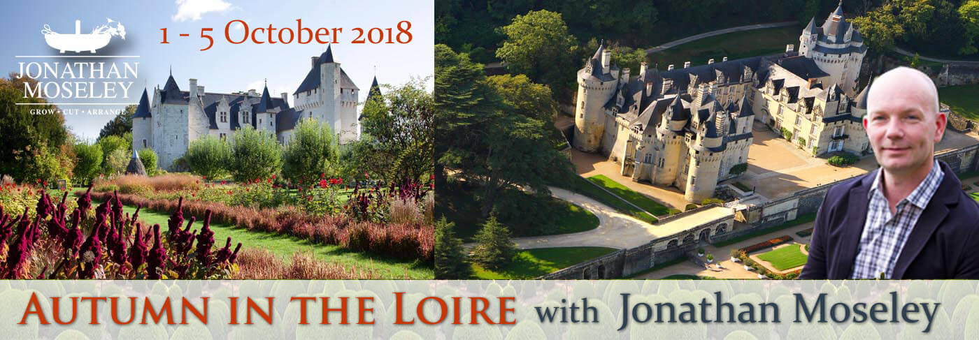 Jonathan Moseley Loire Valley Tour
