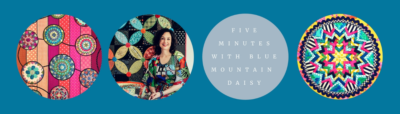 Five Minutes with Blue Mountain Daisy