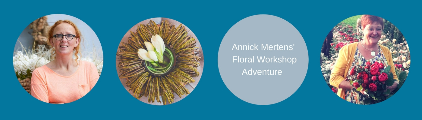 Annick Mertens' Floral Workshop Adventure