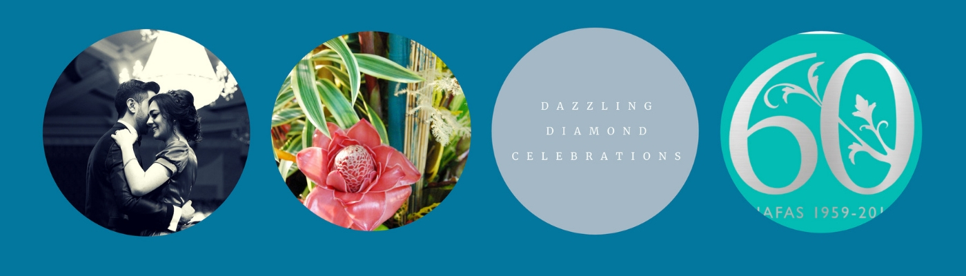 Dazzling Diamond Celebrations