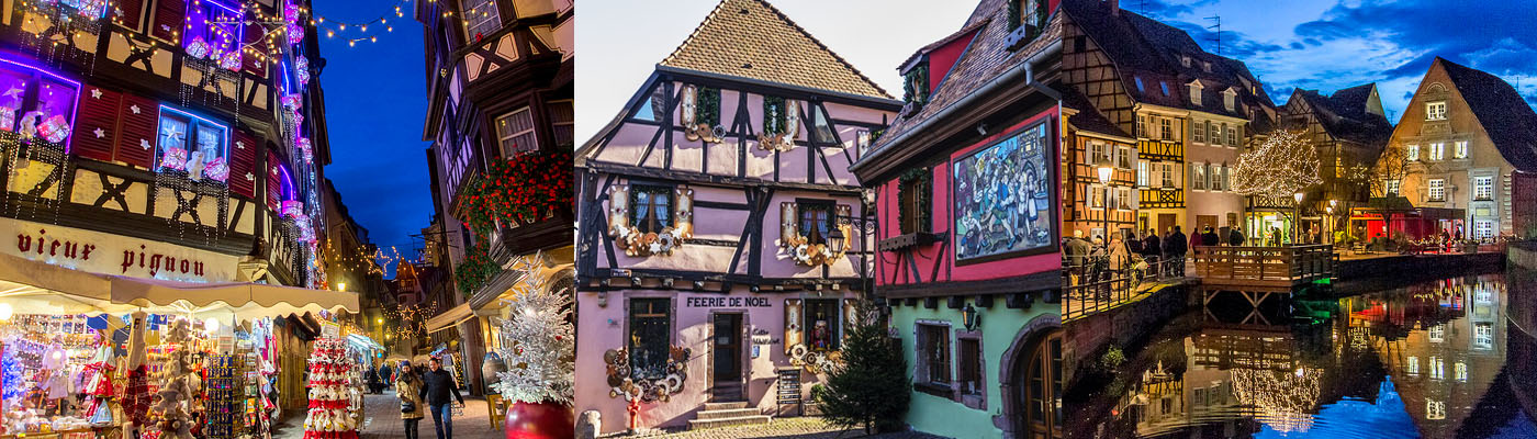 Colmar Christmas Market in the Alsace 2019