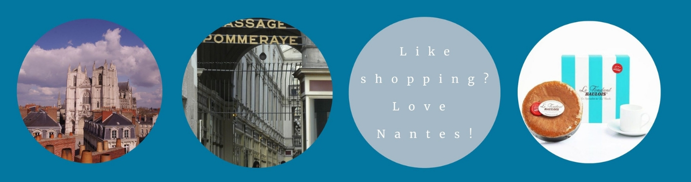 Like Shopping? Love Nantes!