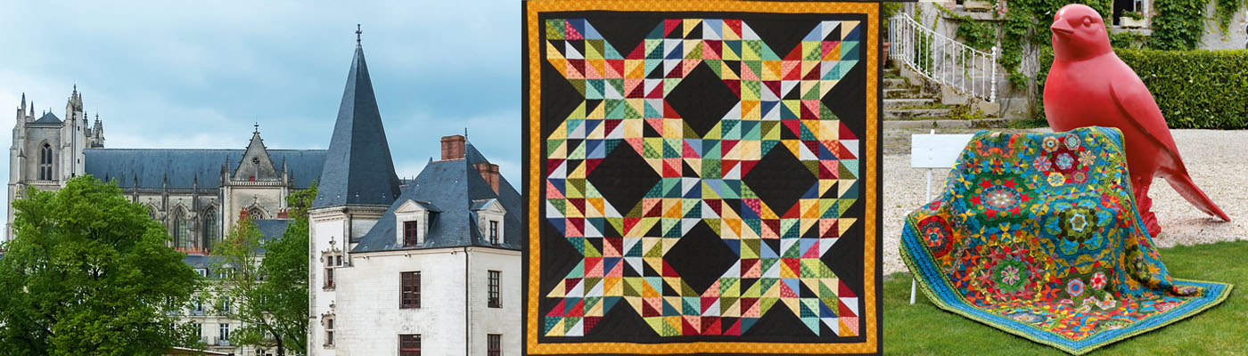 Nantes Quiltmania PourL'Fil April 2020
