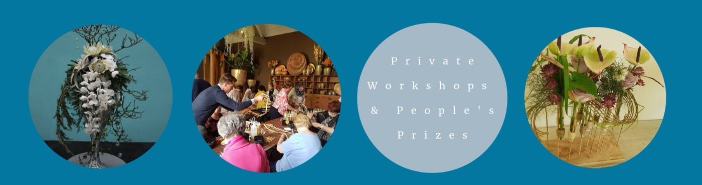 Private Workshops & People's Prizes