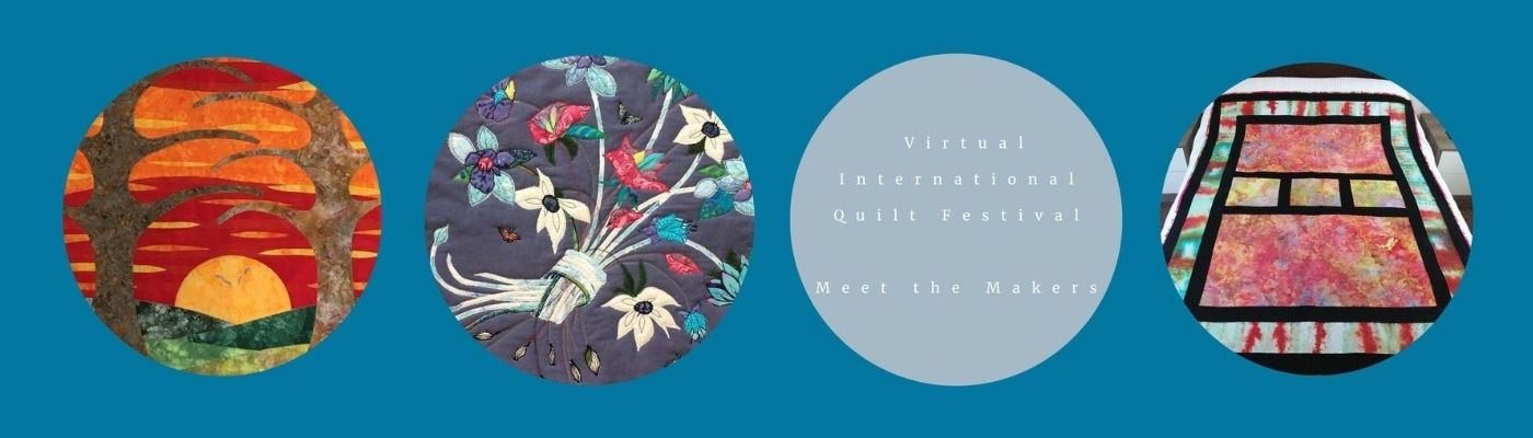 Quilt Festival Meet the Makers