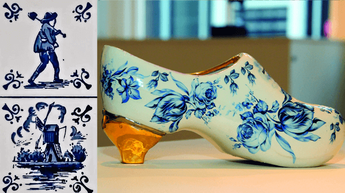 Delft Royal Delftware pottery - guided tour in 2021