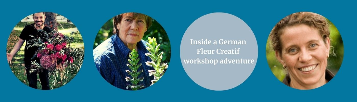 Inside a German Fleur Creatif Workshop Adventure