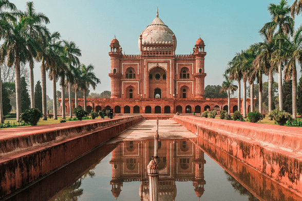 Humayun Tomb Best luxury Rajsathan