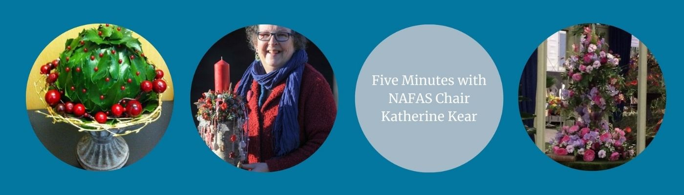 Five Minutes with NAFAS Chair Katherine Kear