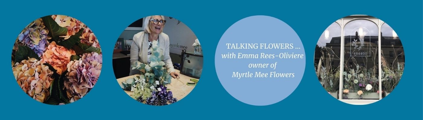 Talking Flowers with Myrtle Mee