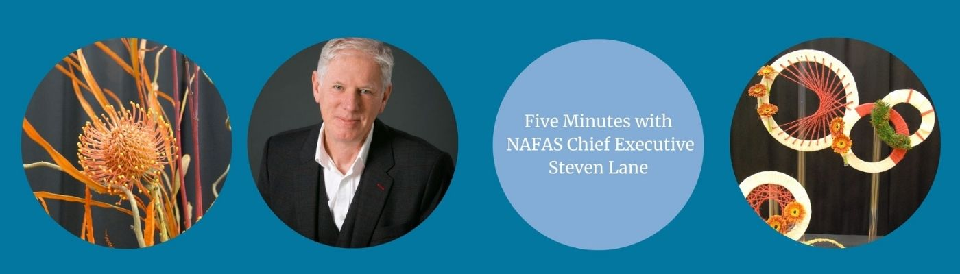Five Minutes with NAFAS Chief Executive Steven Lane