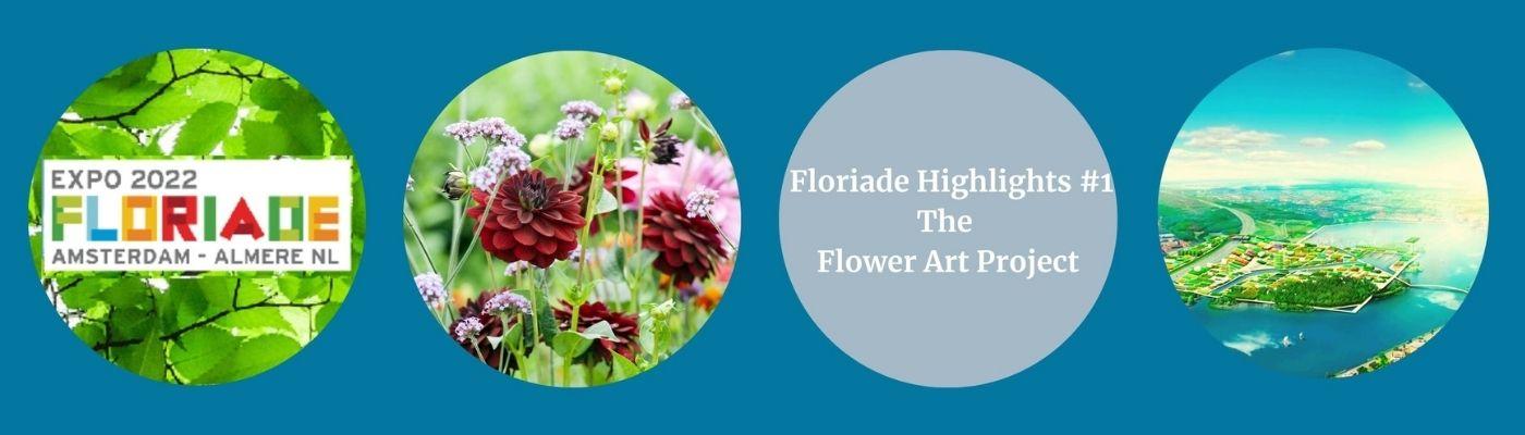 Floriade Highlights #1 The Flower Art Project