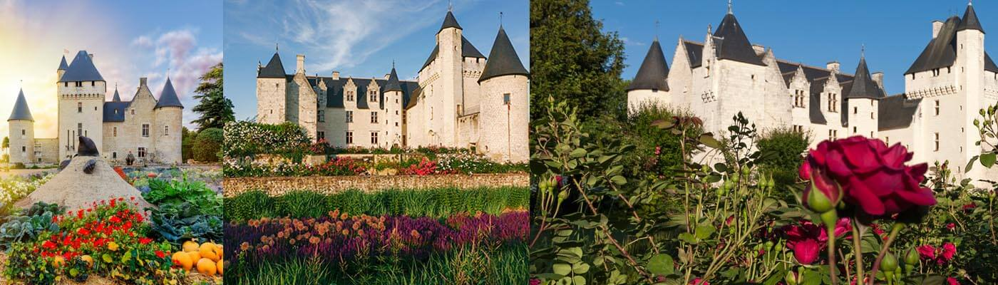 Chateau Rivau Loire Valley with Jonathan Moselsey