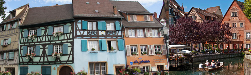 Colmar visit on EPM Alsace Tour 2018