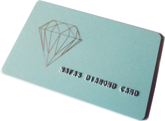 NAFAS Diamond Card