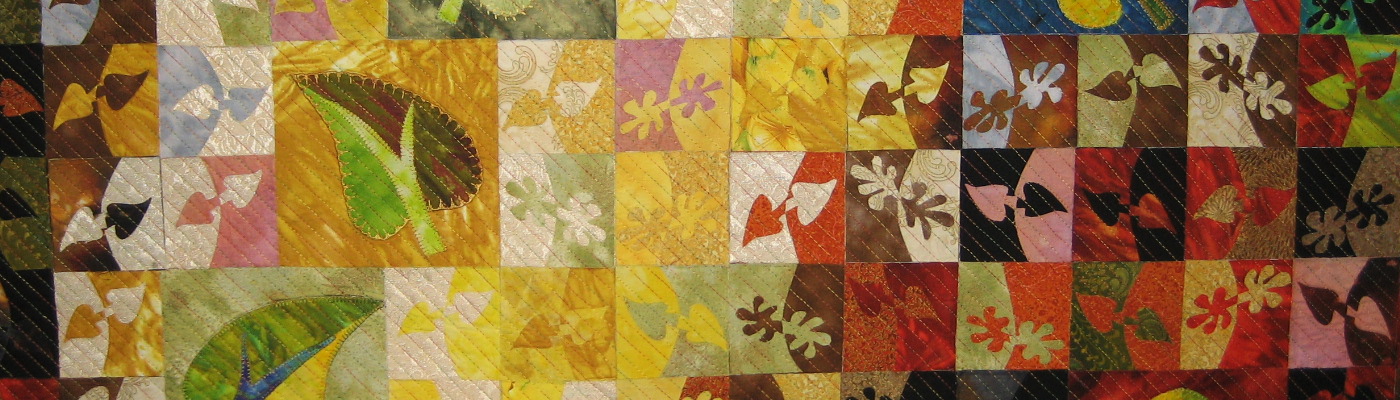 Patchwork and Quilting Days in Rijwijk