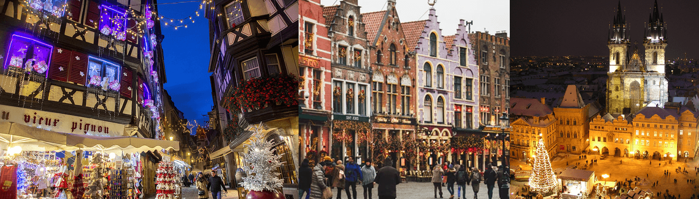 Christmas Market Tours in Europe 2021
