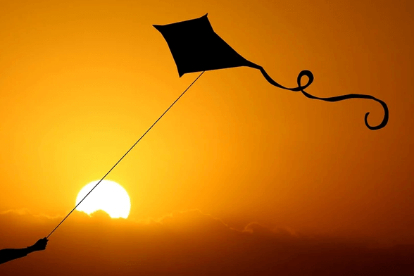Flying Kite in Rajasthan _best luxury tours to Rajasthan from the UK