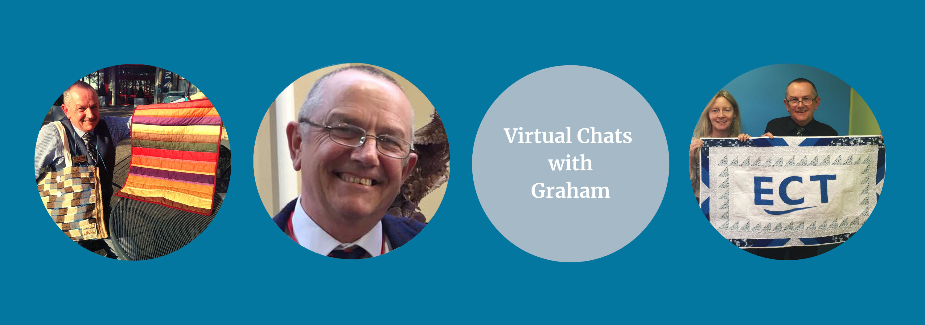 Virtual Chats with Graham Parker EC Travel, Bath, UK