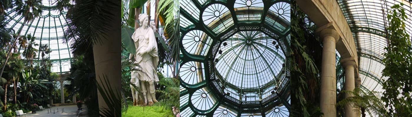 The Royal Greenhouses Laeken