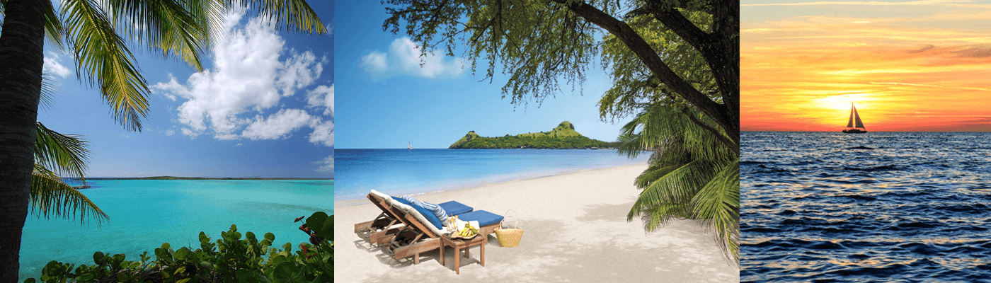 Idyllic Caribbean Holiday - All Inclusiive to the Caribbean