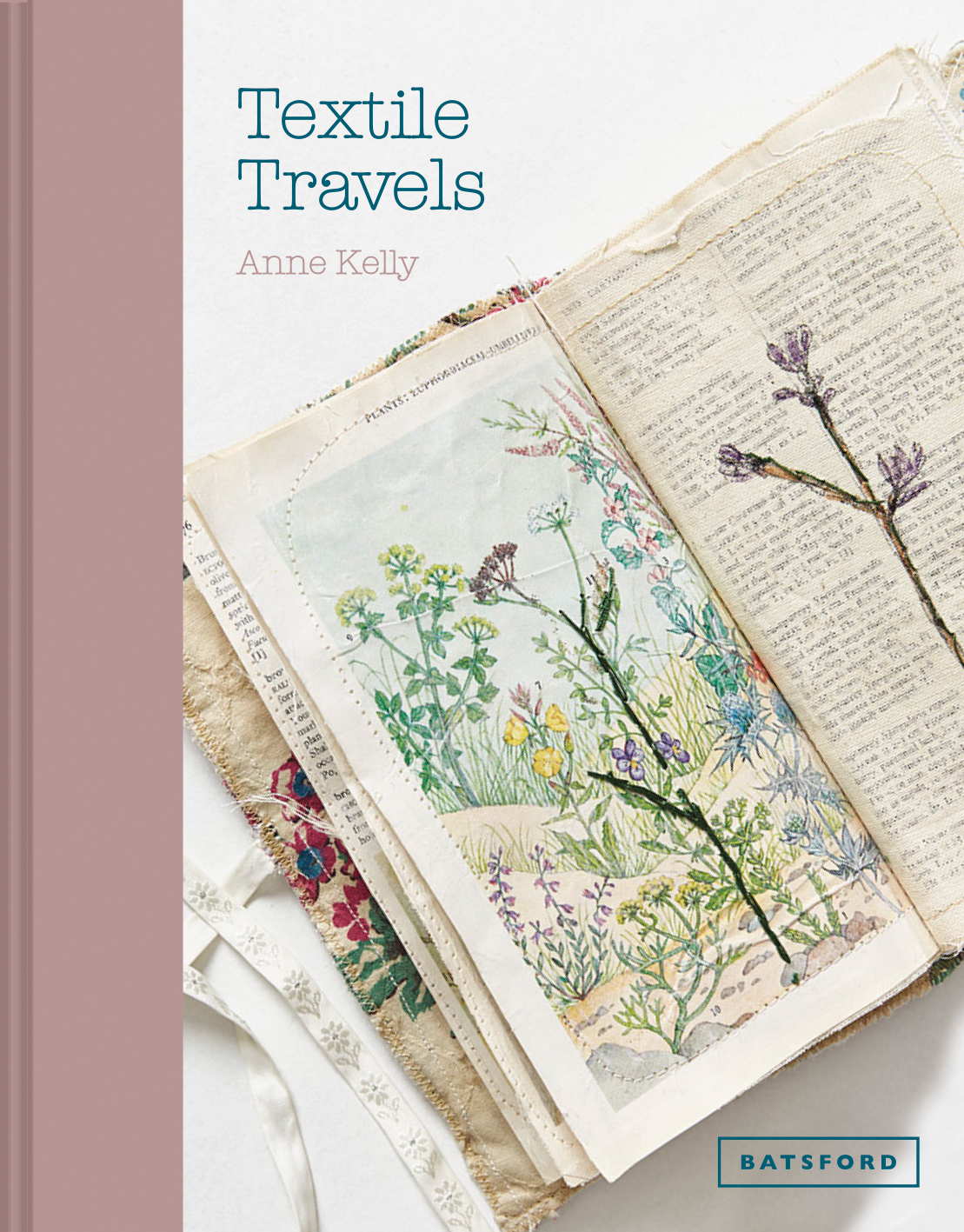 Textile Travels book Anne kelly