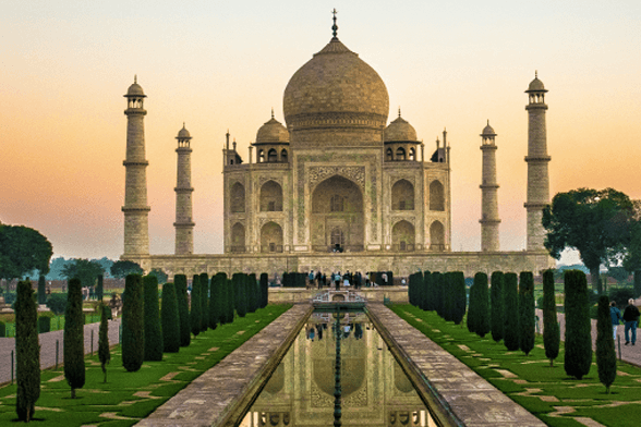 Taj Mahal Agra Best Luxury tours to Rajasthan from the UK