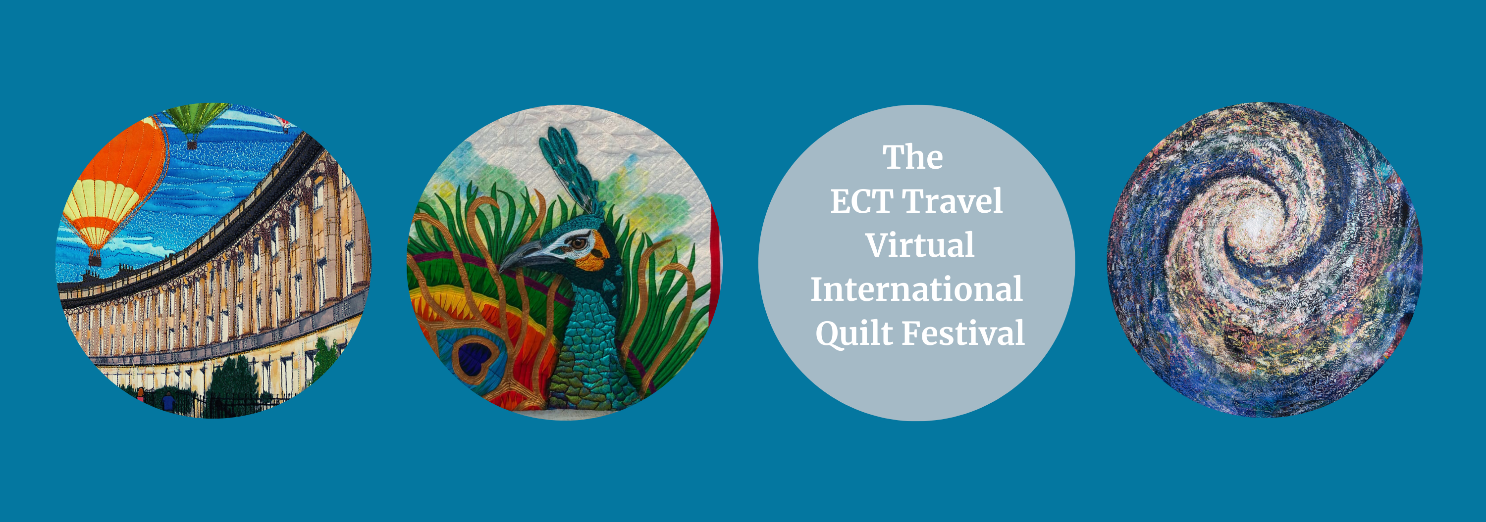 Virtual Quilt Festival with ECT Travel
