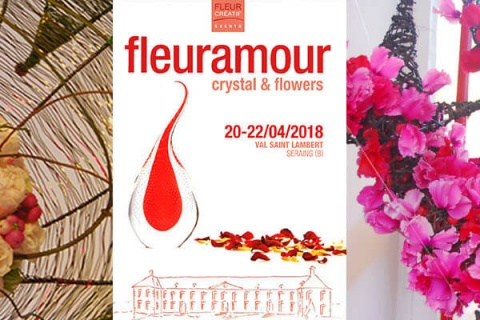Fleuramour Crystal and Flowers April 2018