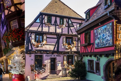 Colmar Christmas Market in the Alsace 2020