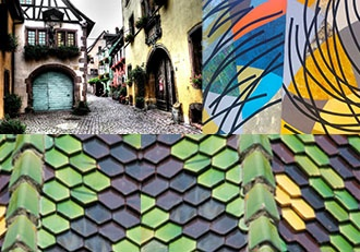Early Booking European Patchwork Meeting, Alsace 2019