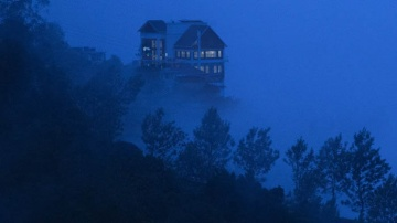 Fragrant hotel in Munnar