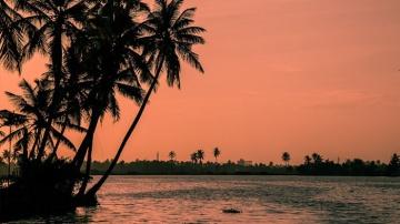 Kochi Sunset Kerala