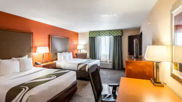 Nashville Quality Inn  from UK  to Paducah for Quilt Festival 2022