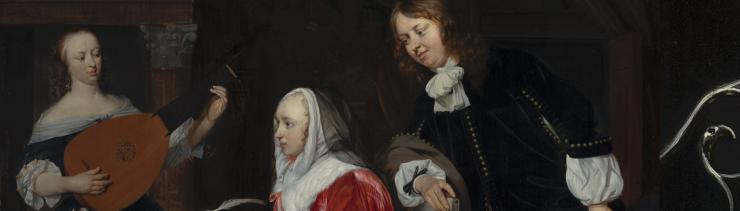 Mauritshus House Dutch paintings