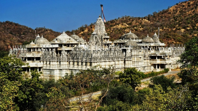 Jain Temple Tours to Rajasthan India from the UK